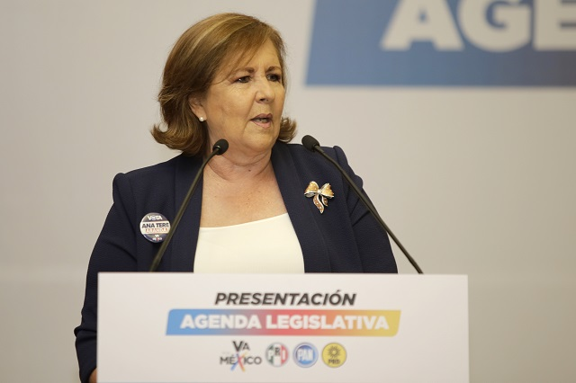 Asaltan a equipo de campaña de Ana Teresa Aranda, del PAN