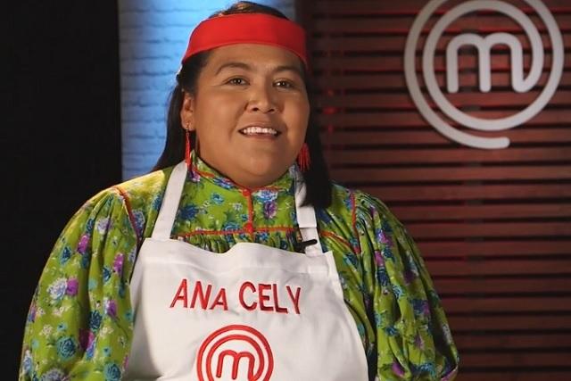 Ana Cely Palma es la primera rarámuri en concursar en Master Chef