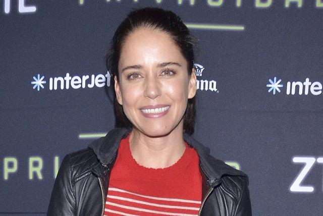 Ana Claudia Talancón pide a Vicente Fernández se deje de babosadas