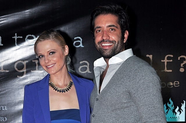 Ana Layevska y Rodrigo Moreira esperan a su segundo hijo