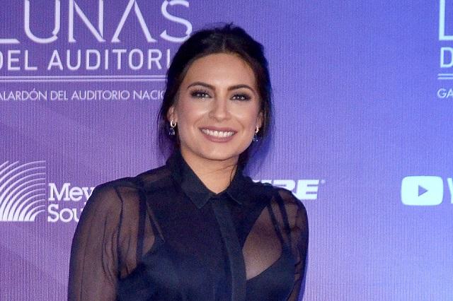 Así respondió Ana Brenda Contreras a rumores sobre su vida amorosa