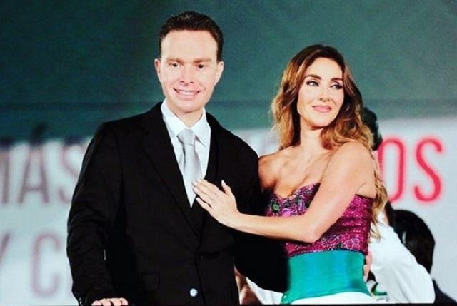 Anahí dedica amoroso mensaje a su esposo Manuel Velasco