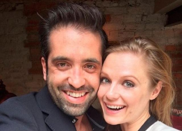 Ana Layevska y Rodrigo Moreira están esperando un hijo