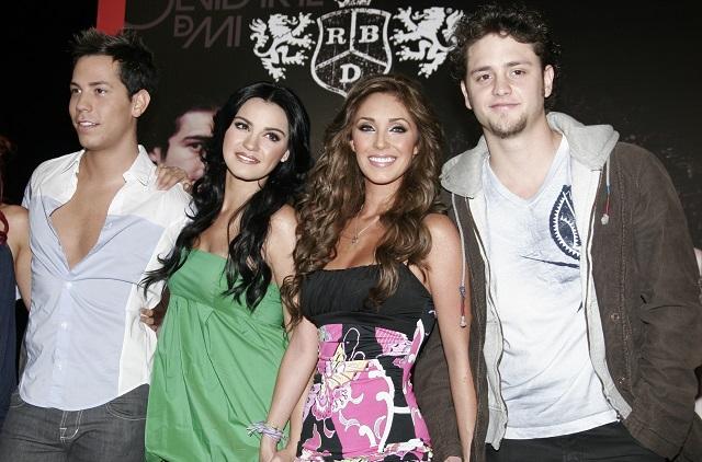Anahí revela que habrá nueva música de RBD