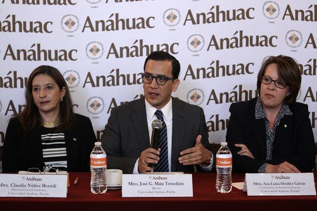 Invertirá Anáhuac Puebla 250 mdp en edificios y tecnología