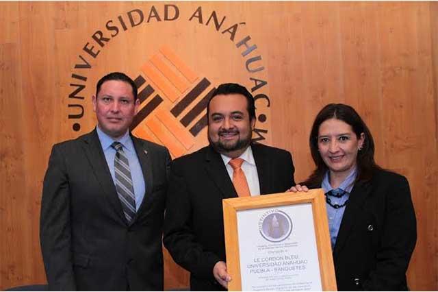 Anáhuac: primera universidad de Puebla que recibe el Distintivo H