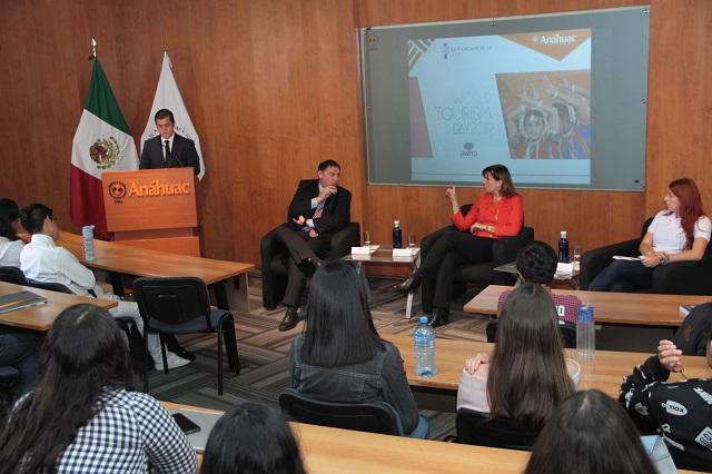 Por Día Mundial del Turismo organizan foro en la Anáhuac