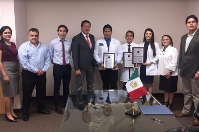 International Medical Program Houston recibe a la Anáhuac