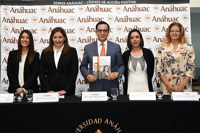 Universidad Anáhuac ofrece desde Julio, Doctorado en Liderazgo