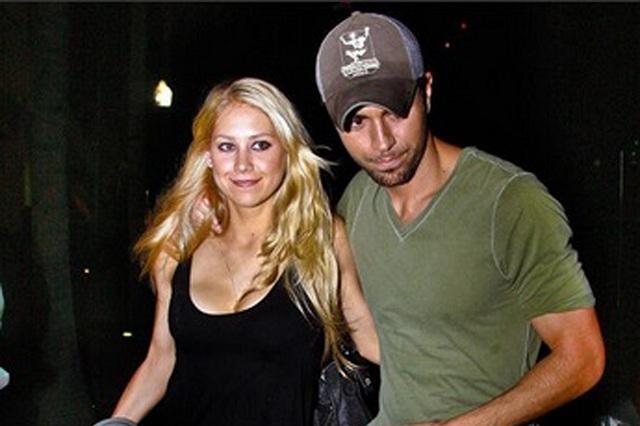 Enrique Iglesias y Anna Kournikova son padres de gemelos: TMZ
