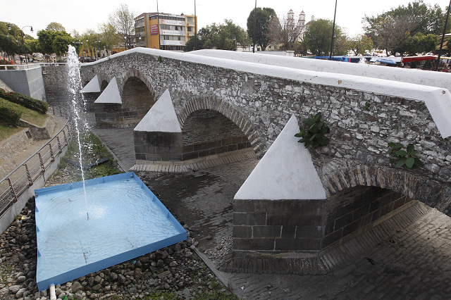 Mejora de forma dispareja el Centro Histórico de Puebla