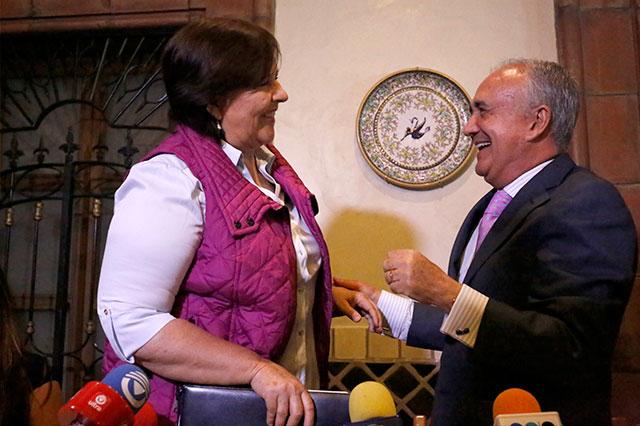 Ana Tere ganará y RMV no será candidato en 2018: Ferriz de Con