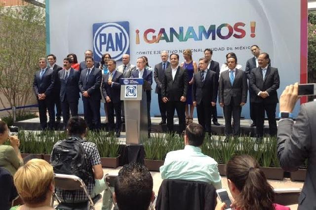 Gobiernos respetuosos de los derechos humanos, ofrece PAN