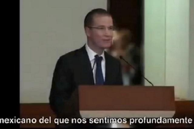 Enrique Ochoa difunde video en el que Ricardo Anaya elogia a Meade