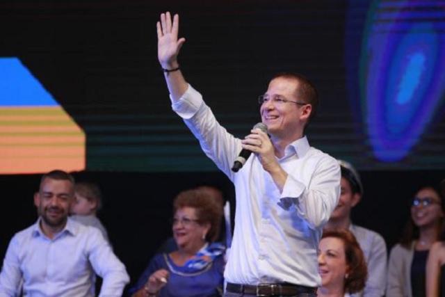 Ricardo Anaya afirma que está dispuesto a reunirse con AMLO