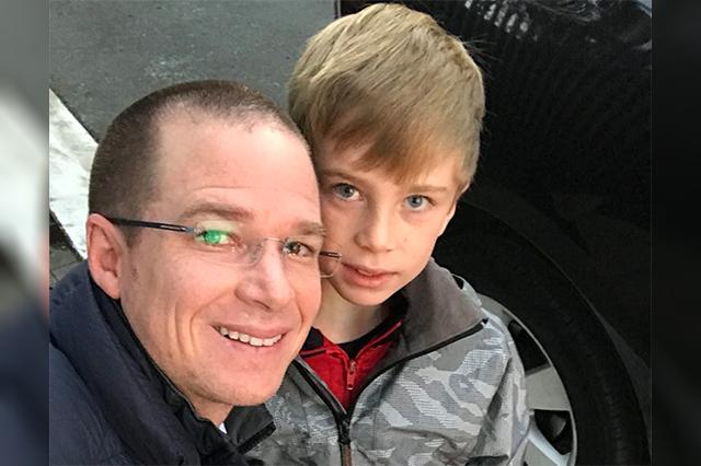Trolean a Ricardo Anaya por publicar en Twitter que llevó a la escuela a su hijo