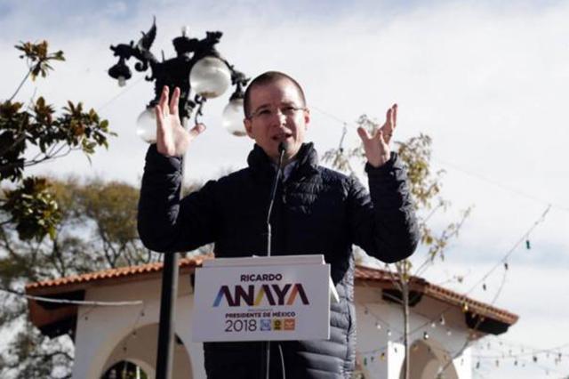 Anaya afirma que hará equipo con Mancera para transformar el país
