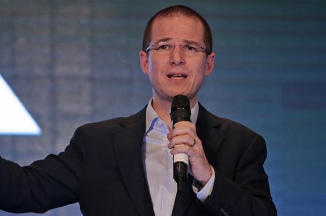 Ricardo Anaya acusa a AMLO de espantar a los inversionistas