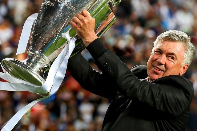 Real Madrid oficializa la llegada de Carlo Ancelotti como nuevo DT