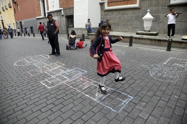 Dejan a gobierno de Rivera plan peatonal para centro de Puebla