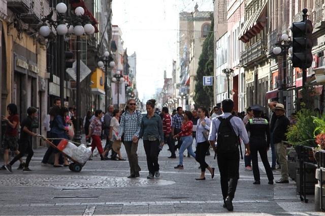 Más de 24 mil peatones recorren el centro a través de Ándale