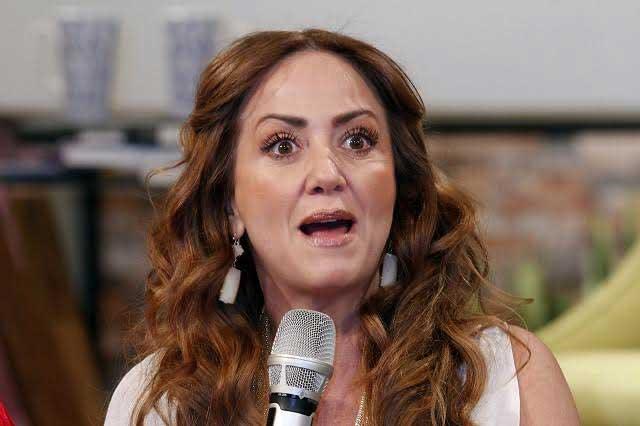 Andrea Legarreta responde a rumores ¿Se va o no de Hoy?