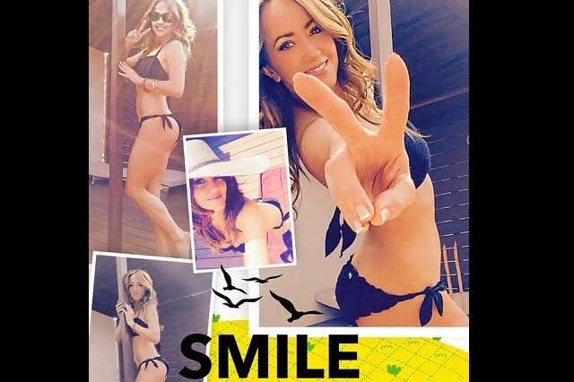 Posa Andrea Legarreta en bikini y presume fotos en Instagram