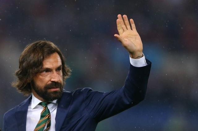 Andrea Pirlo se estrena como director técnico en la Juventus