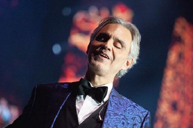 Transmitirán concierto de Andrea Bocelli desde la catedral de Milán