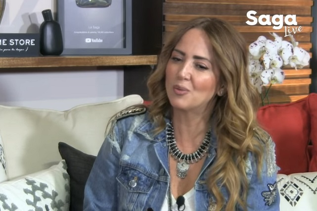 Andrea Legarreta habló de Atala Sarmiento y sobre su llegada a Hoy