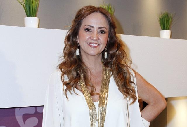 Rumoran que Andrea Legarreta le es infiel a su esposo