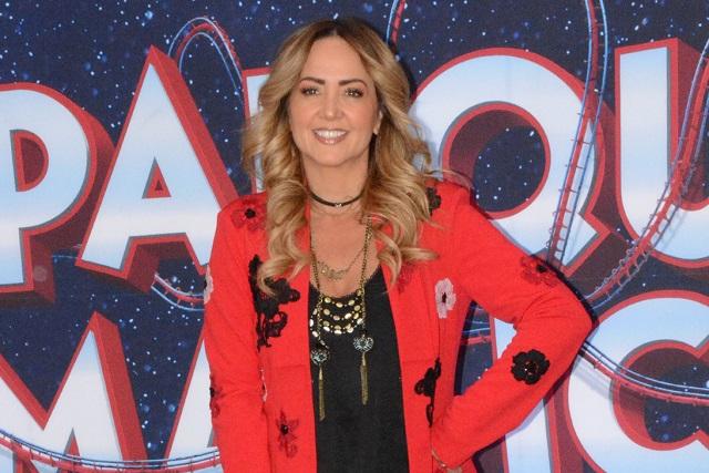 Andrea Legarreta habla de la parte oscura de ser famosos