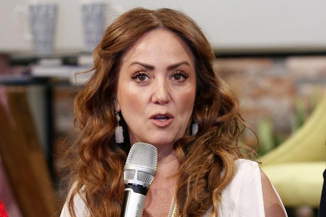 Andrea Legarreta celebrará 49 años de edad este domingo 12 de julio