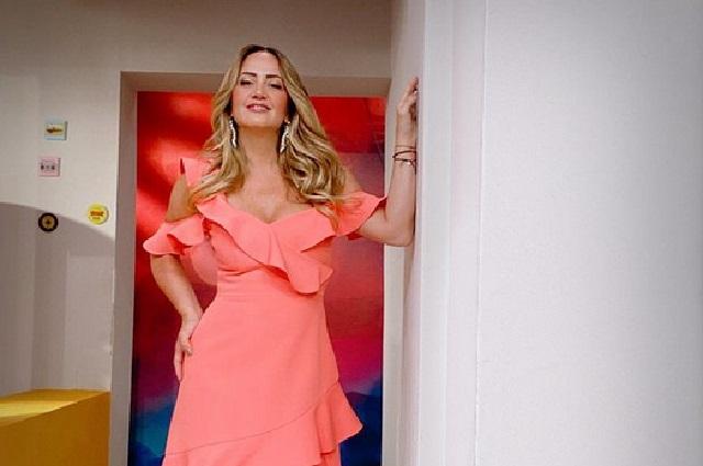 Andrea Legarreta olvida telenovela y ella participó en el melodrama