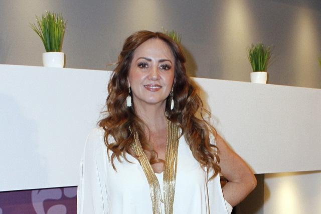 Andrea Legarreta revela que padece la enfermedad Púrpura
