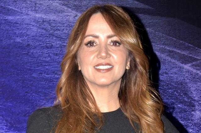 Andrea Legarreta niega que tocara parte íntima a coach
