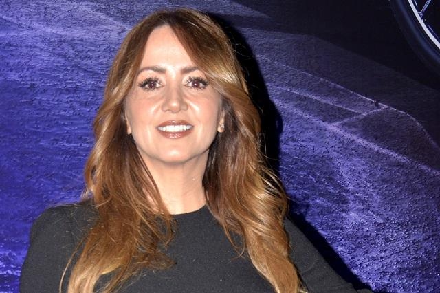 Andrea Legarreta regresa la próxima semana a Hoy