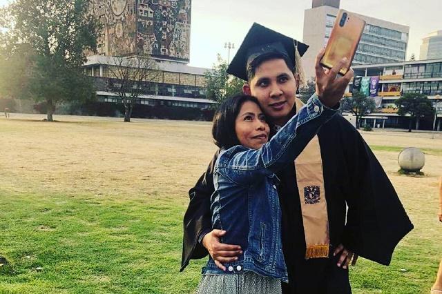 André Montes eliminó de Instagram todas sus fotos con Yalitza Aparicio