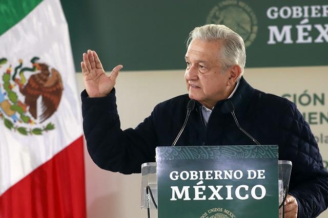 Inicia AMLO gira por Puebla, Tlaxcala y Oaxaca, desde hoy