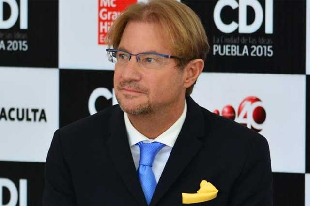 La SRE despidió a Andrés Roemer por filtrar documentos oficiales