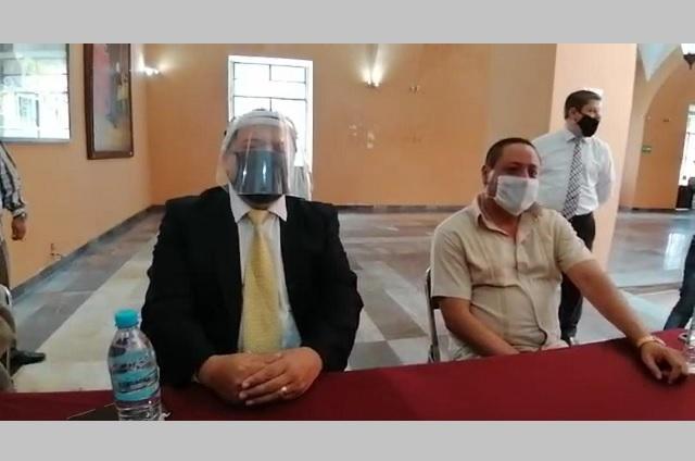 Emprende defensa ante revocación de mandato alcalde de Tehuacán