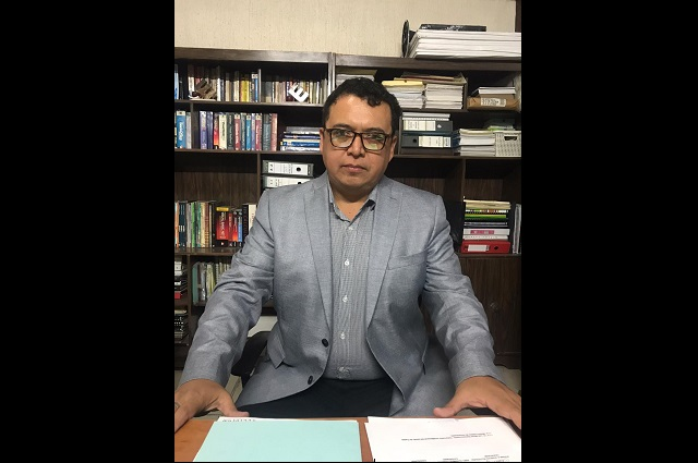 Otra vez, Andrés Caballero pide ser nombrado edil de Tehuacán