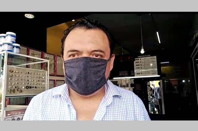 Andrés Caballero espera notificación del Tribunal para toma de protesta