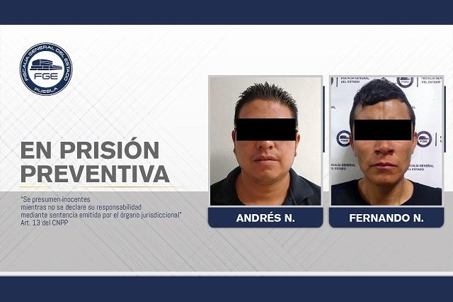 Encarcelan a dos por incitar a saqueos en Puebla