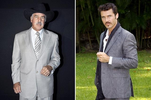 Andrés García aclara que su hijo Leonardo no hará su bioserie
