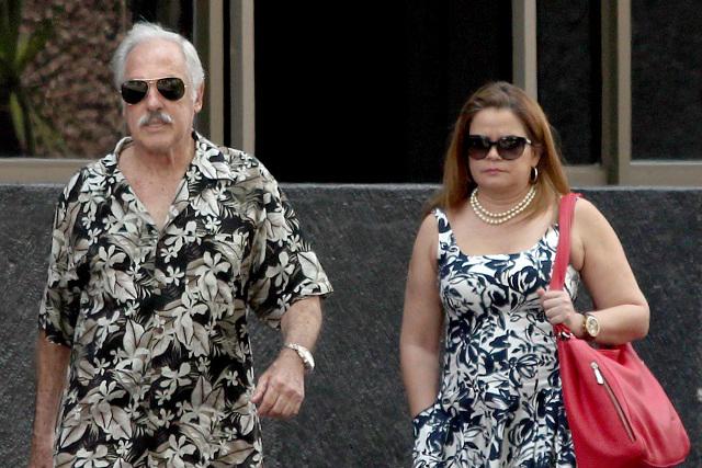 Andrés García y Margarita Portillo se divorcian tras 5 años de matrimonio
