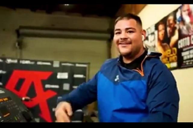 Andy Ruiz volvería al encordado el próximo 24 de abril