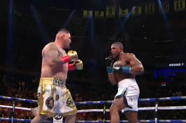 Gane o pierda, Andy Ruiz bajará del ring con la cartera más abultada