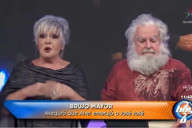 Anel desmiente a El Brujo Mayor y niega haya embrujado a Sara Salazar