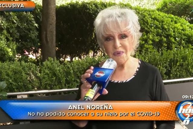 Anel, ex de José José, no ha podido conocer a su primer nieto varón
